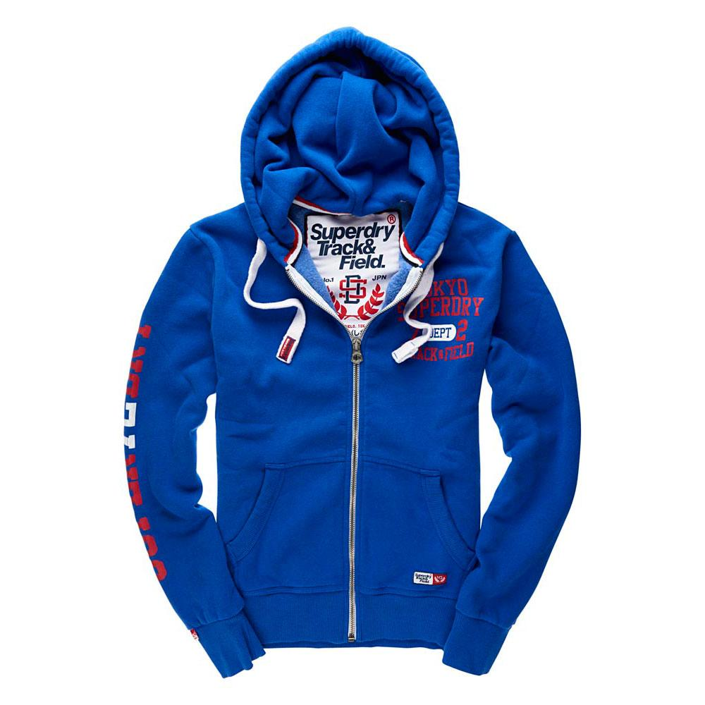 Superdry Trackster Ziphood