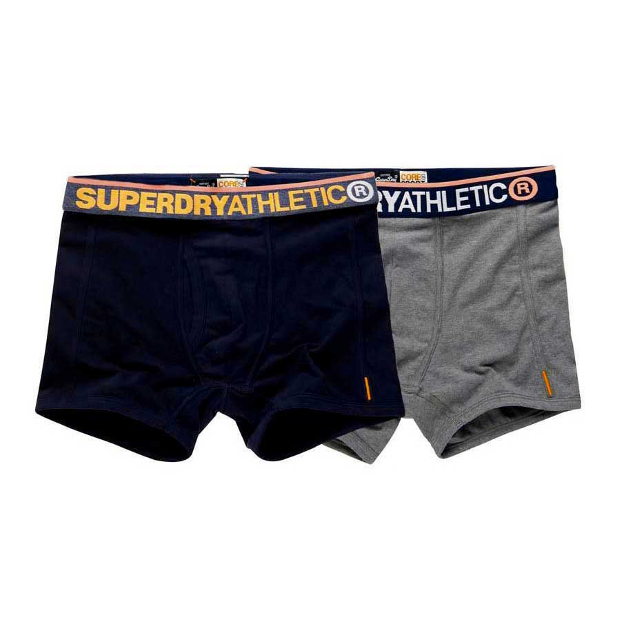 Superdry Athletic Sport Bxr Double Pack