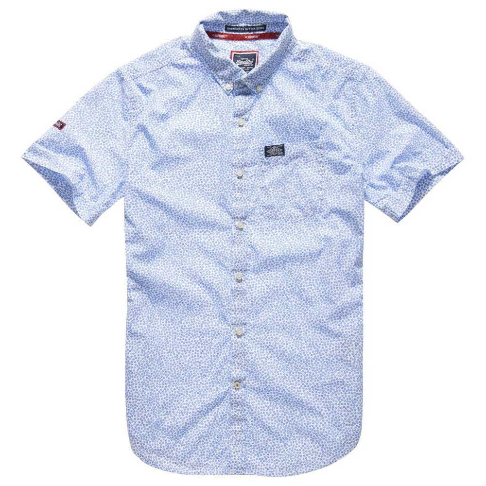 Superdry Shoreditch Button Down Ss Shirt