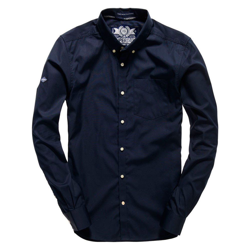 Superdry Premium Button Down Ls Shirt