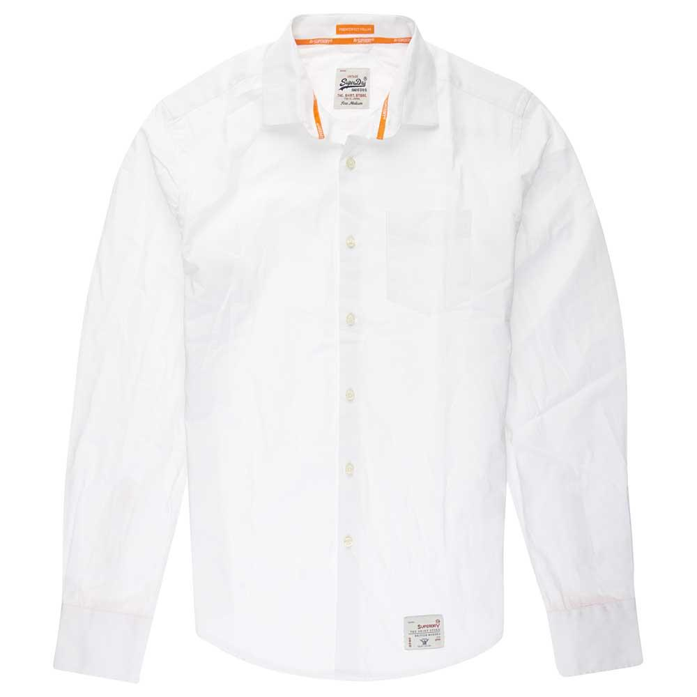 Superdry Premium Cut Collar Ls Shirt