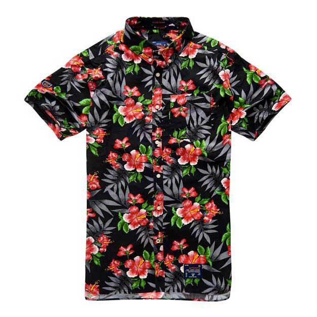 Superdry Miami Oxford Ss Shirt