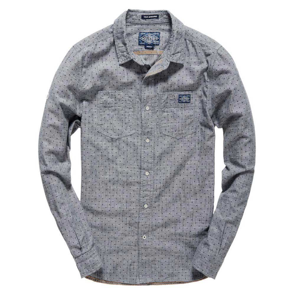 Superdry Seattle Slub Shirt