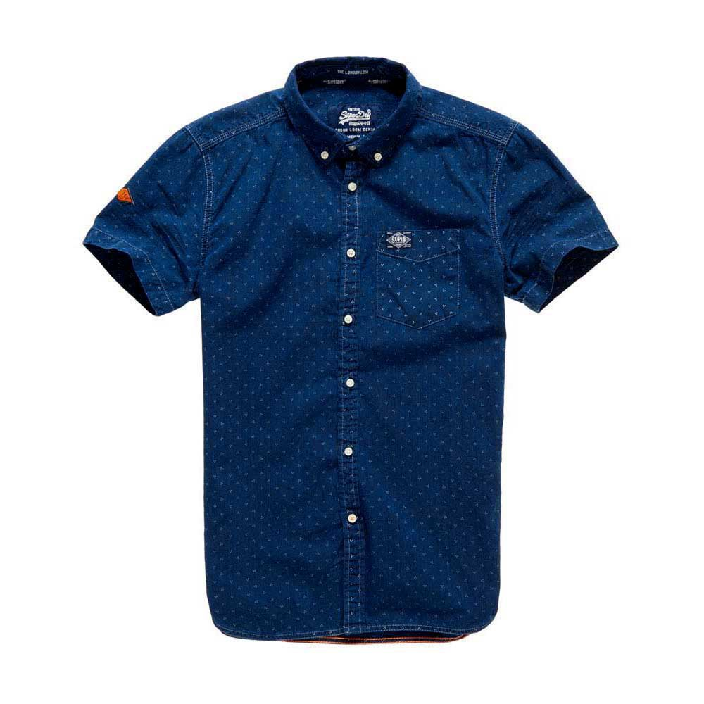 Superdry London Loom Ss Shirt