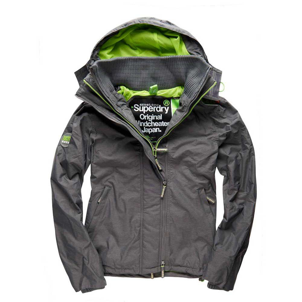 Superdry Technical Hooded Pop Zip Windcheater