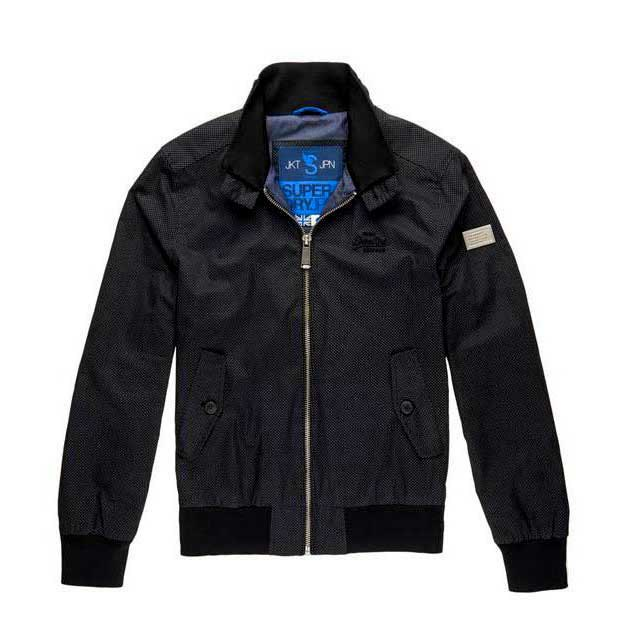 Superdry Rogue Harrington