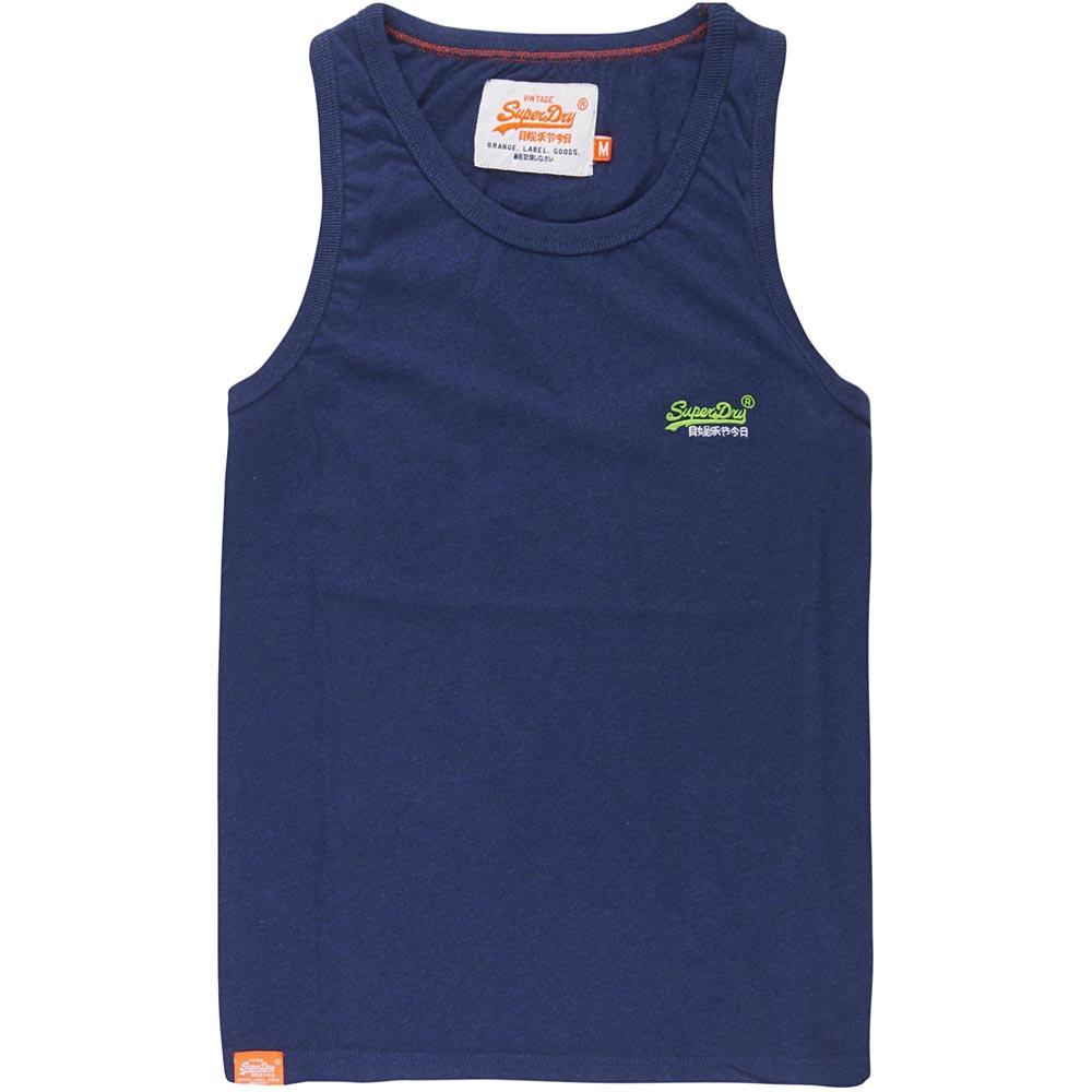 Superdry Orange Label Vintage Embroidery Vest