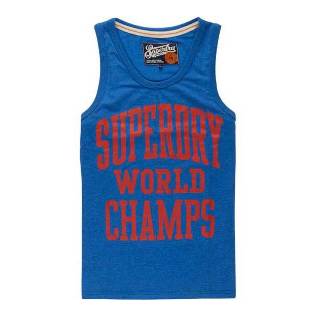 Superdry World Champs Vest