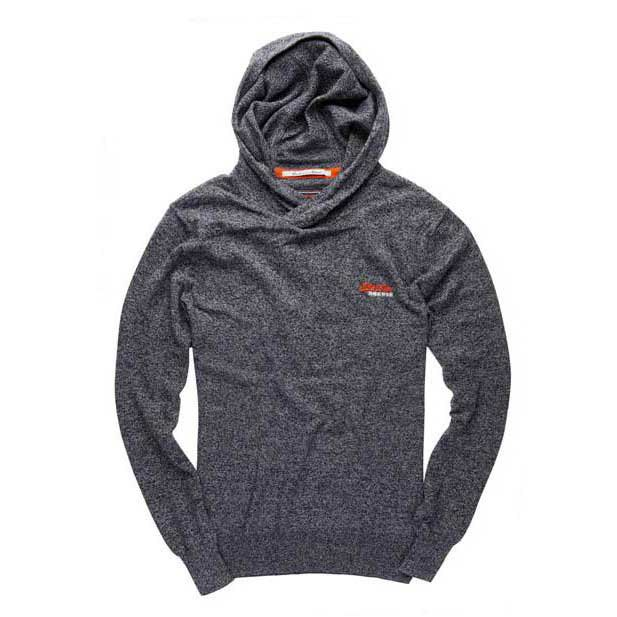 Superdry Orange Label Knit Hood