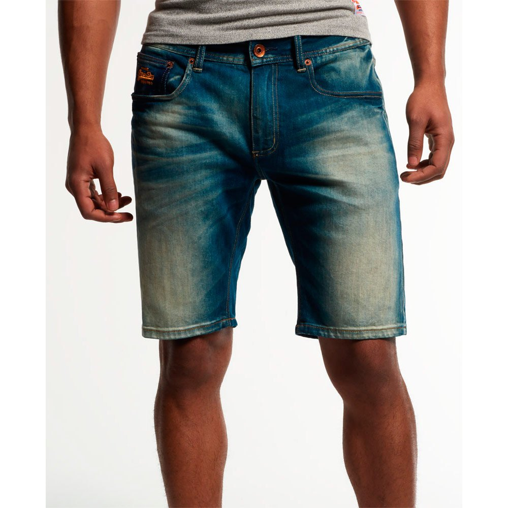 Superdry Officer Denim Short