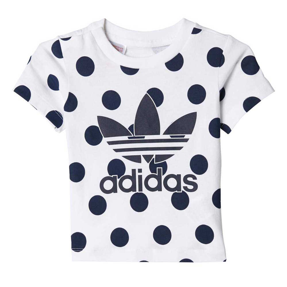 adidas originals I Denim Dot Tee