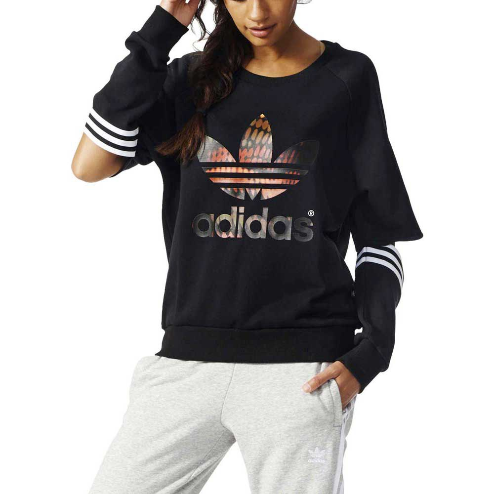 adidas originals Cut Out Sweater