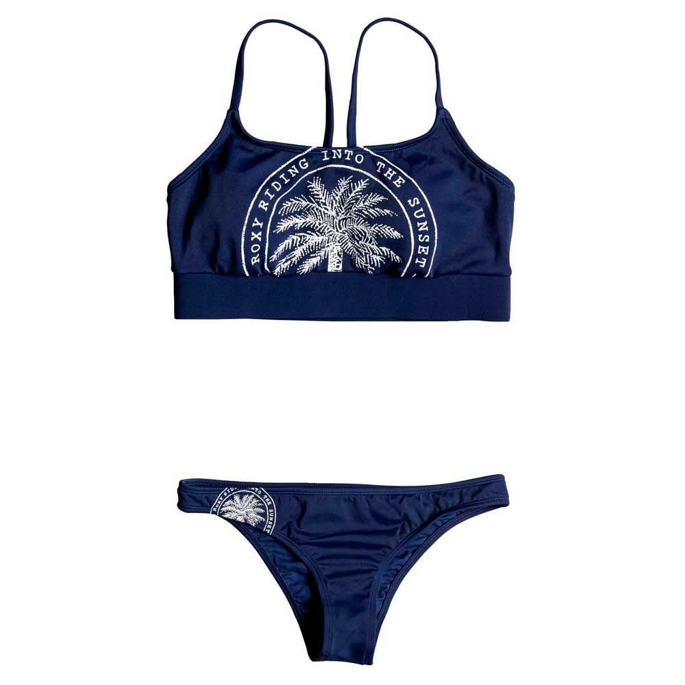 Roxy Japanese Stamp Crop Top