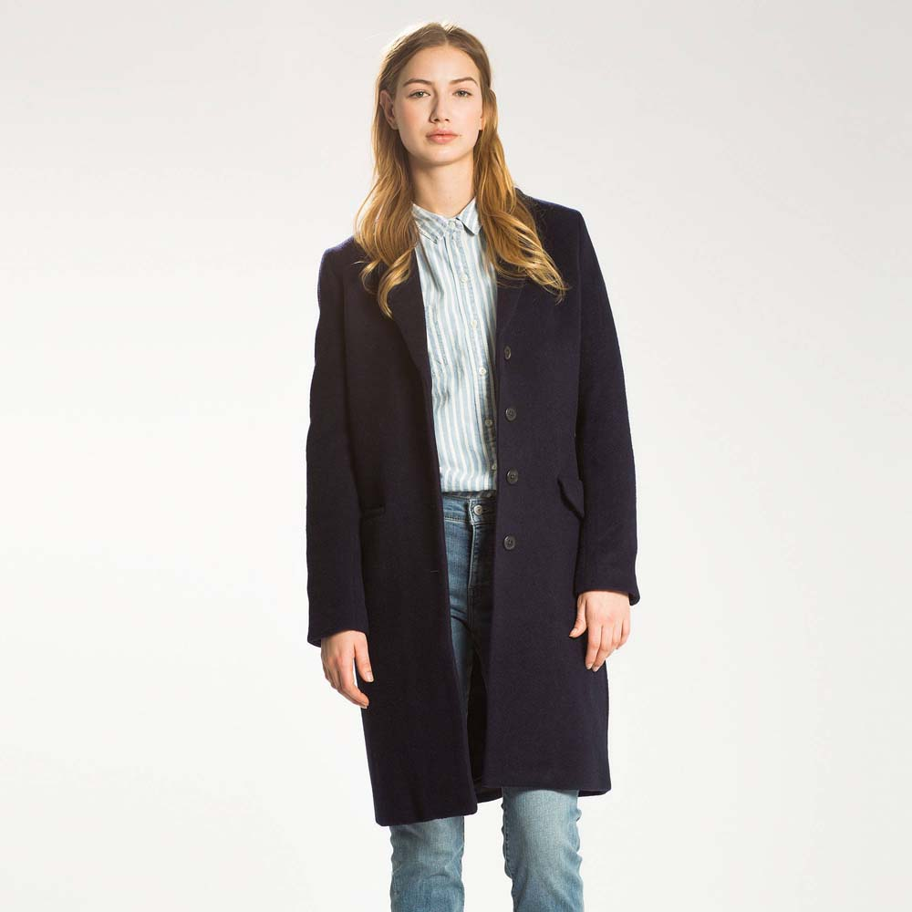 Levi´s Long Wool Coat