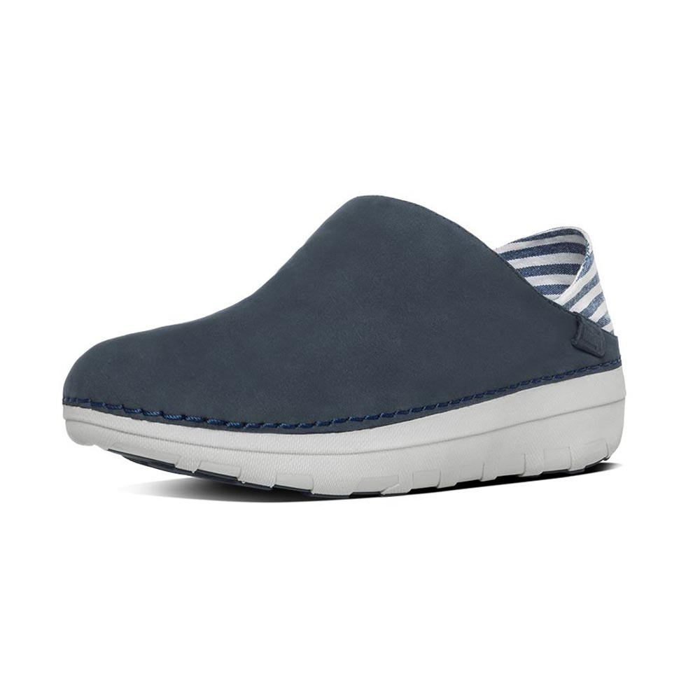 Fitflop Superloafer Canvas