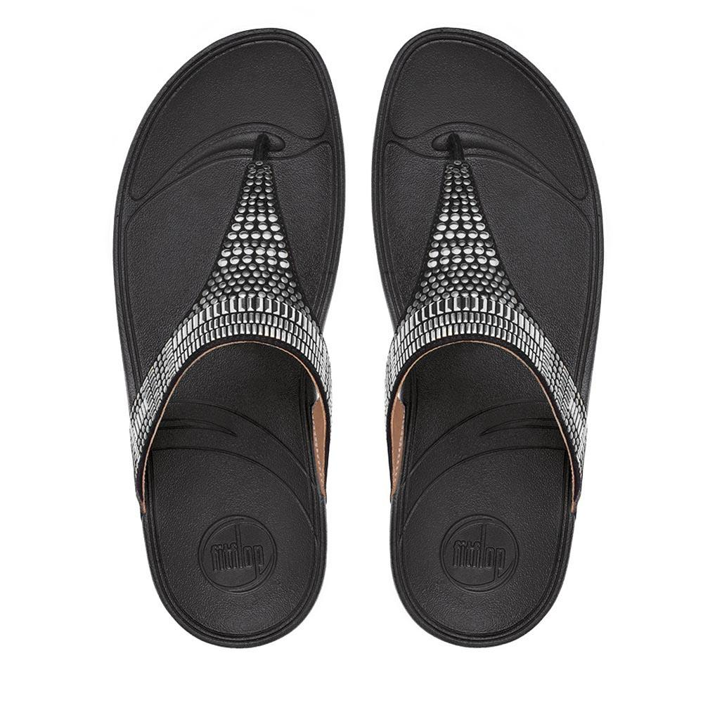 Fitflop Aztec Chada Silver Stones
