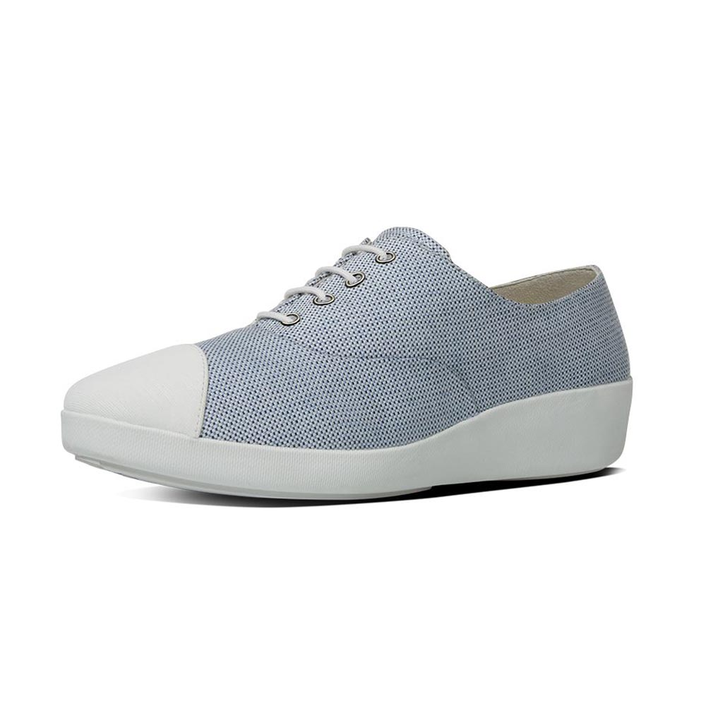 Fitflop F Pop Oxford Canvas