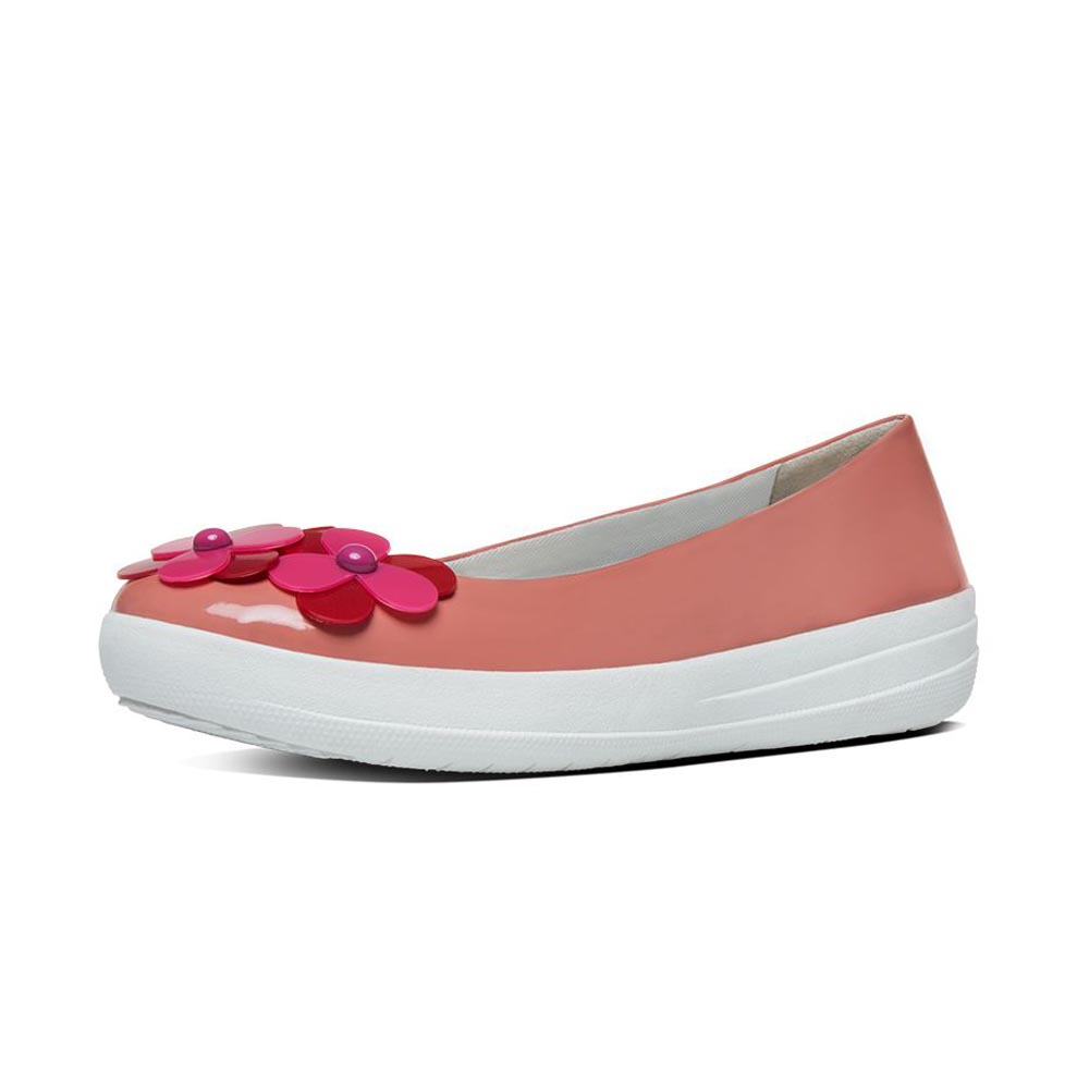 Fitflop F Sporty Flower Ballerina