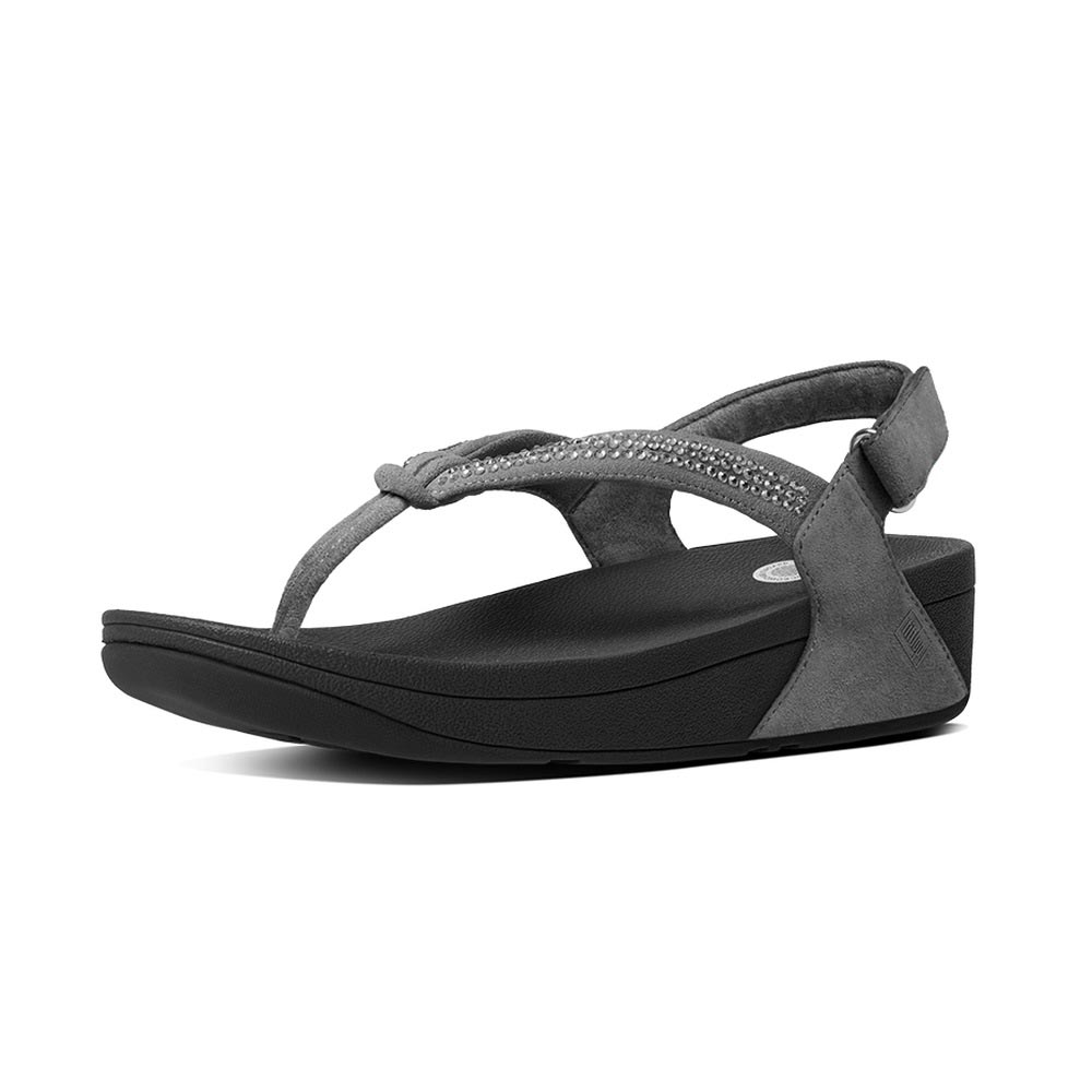 Fitflop Crystal Swirl Sandal