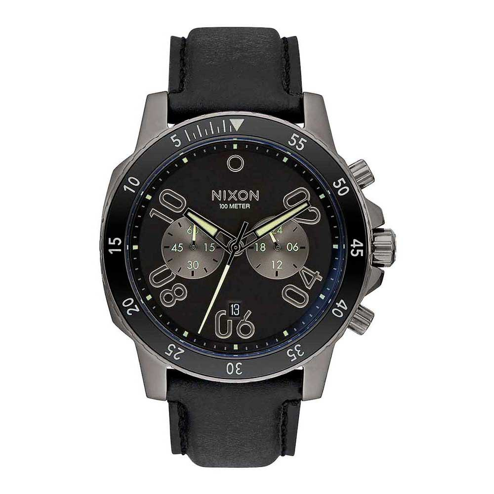 Nixon Ranger Chrono Leather