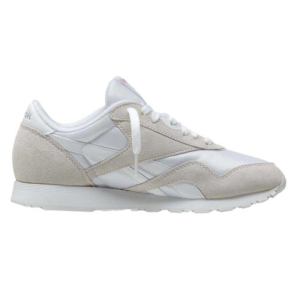 115471eb30ff0 Reebok classics Cl Nylon White buy and offers on Dressinn