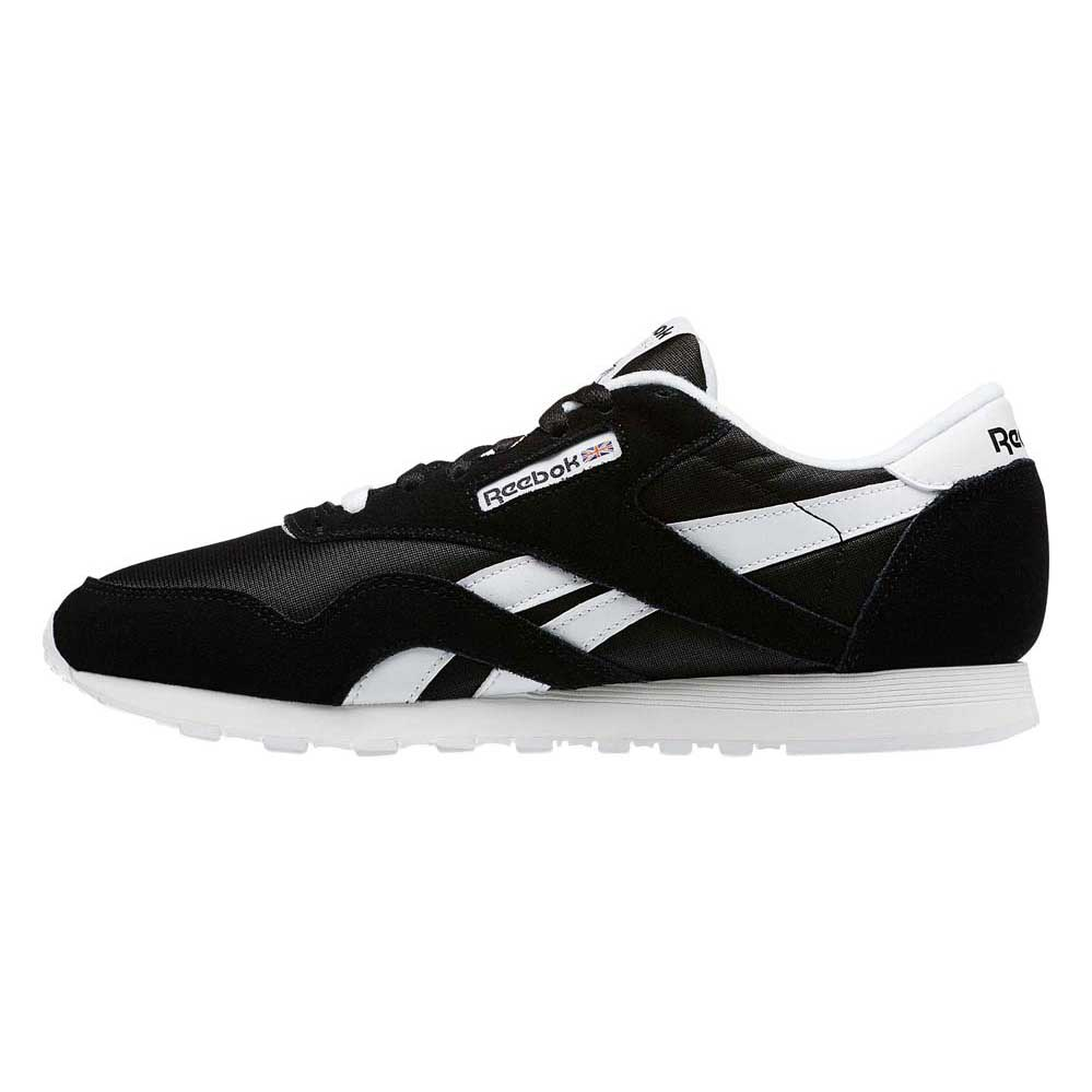 Sneakers Reebok-classics Cl Nylon EU 35 1/2 Black / White