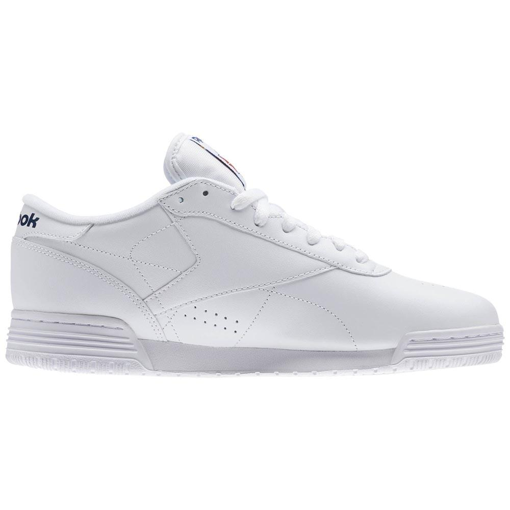 Reebok-classics Exofit Lo Clean Logo Int EU 47 IntWhite / Royal Blue / Royal Blue