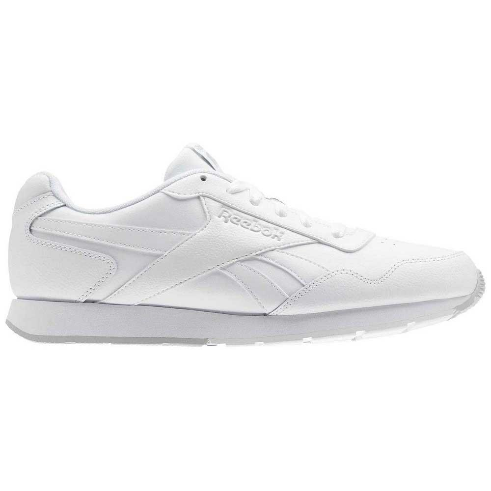 fde33a13f05 Reebok Royal Glide White buy and offers on Dressinn
