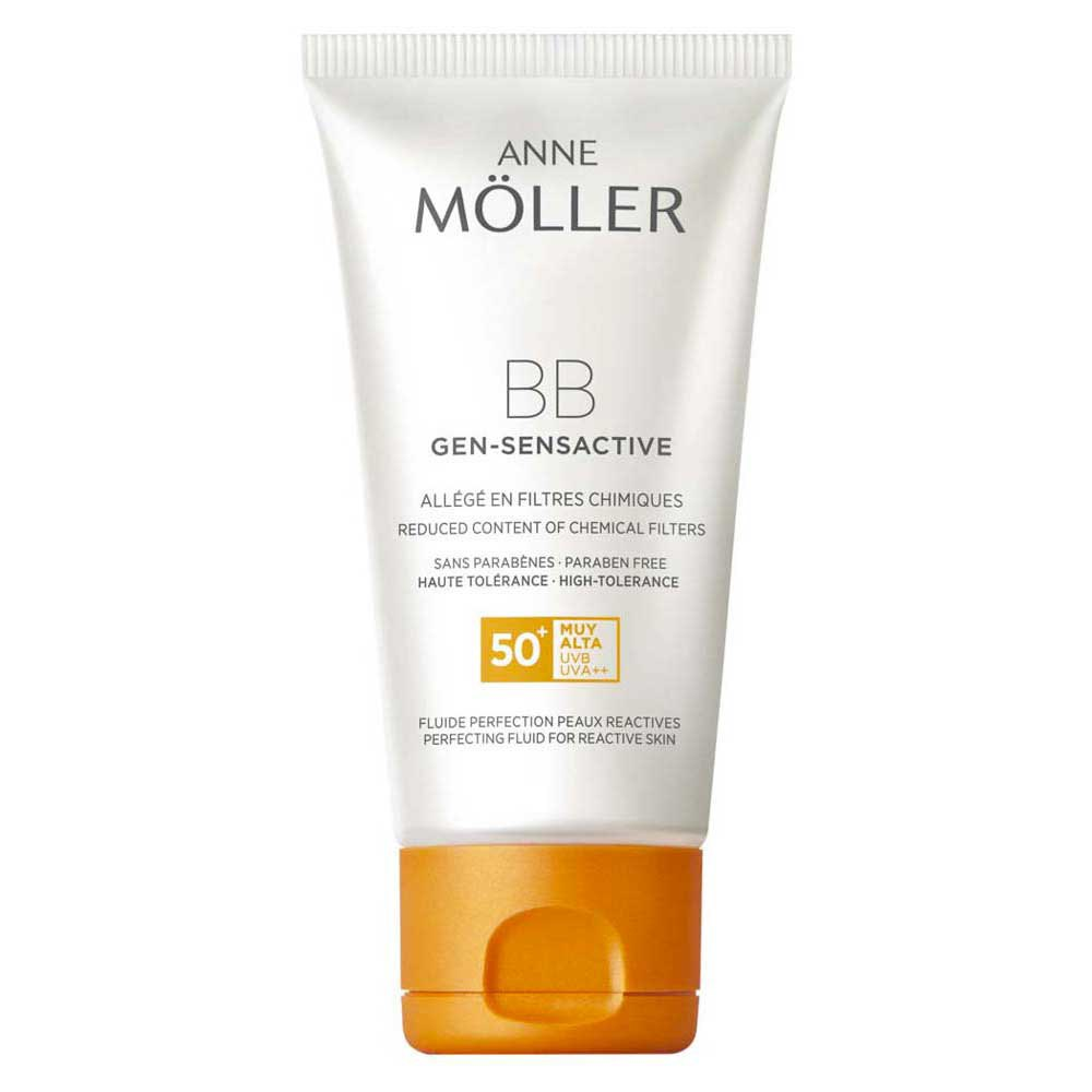 Anne moller fragrances Solar Gen Senactive Bb Fluid Sensitive Skin Spf50 40ml