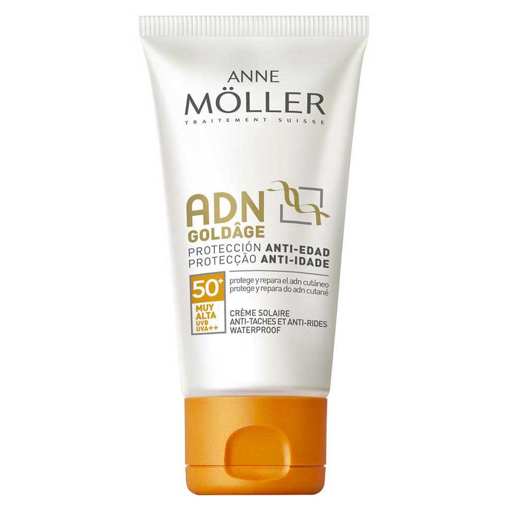 Anne moller Solar Adn Goldage Cream Spf50 50 ml