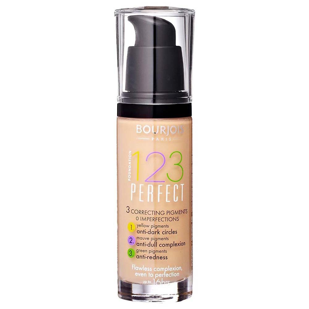 Bourjois 123 Perfect Foundation Correcting Pigments 55 Beige Fonce