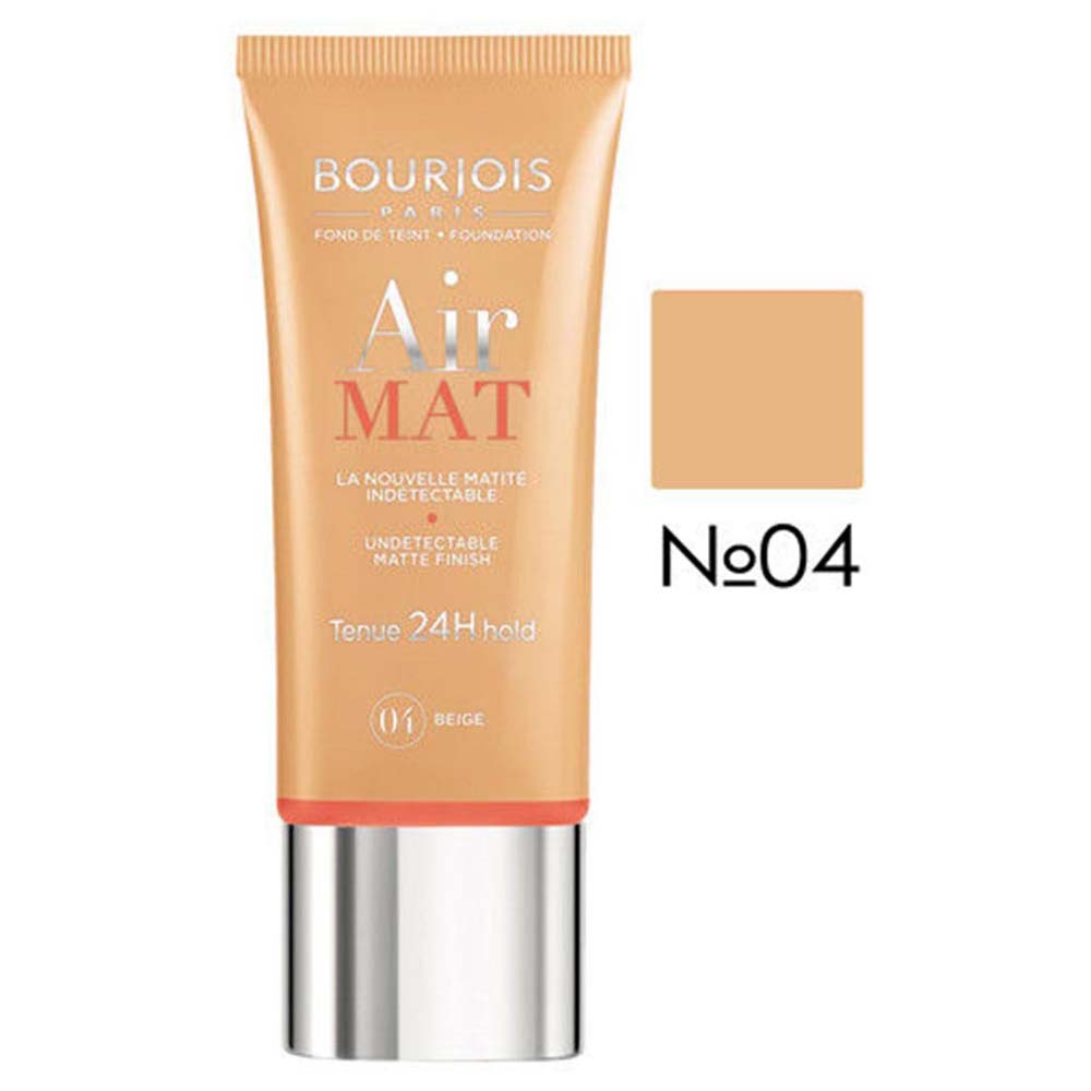 Bourjois Air Mat Tenue 24H Hold 04 Beige