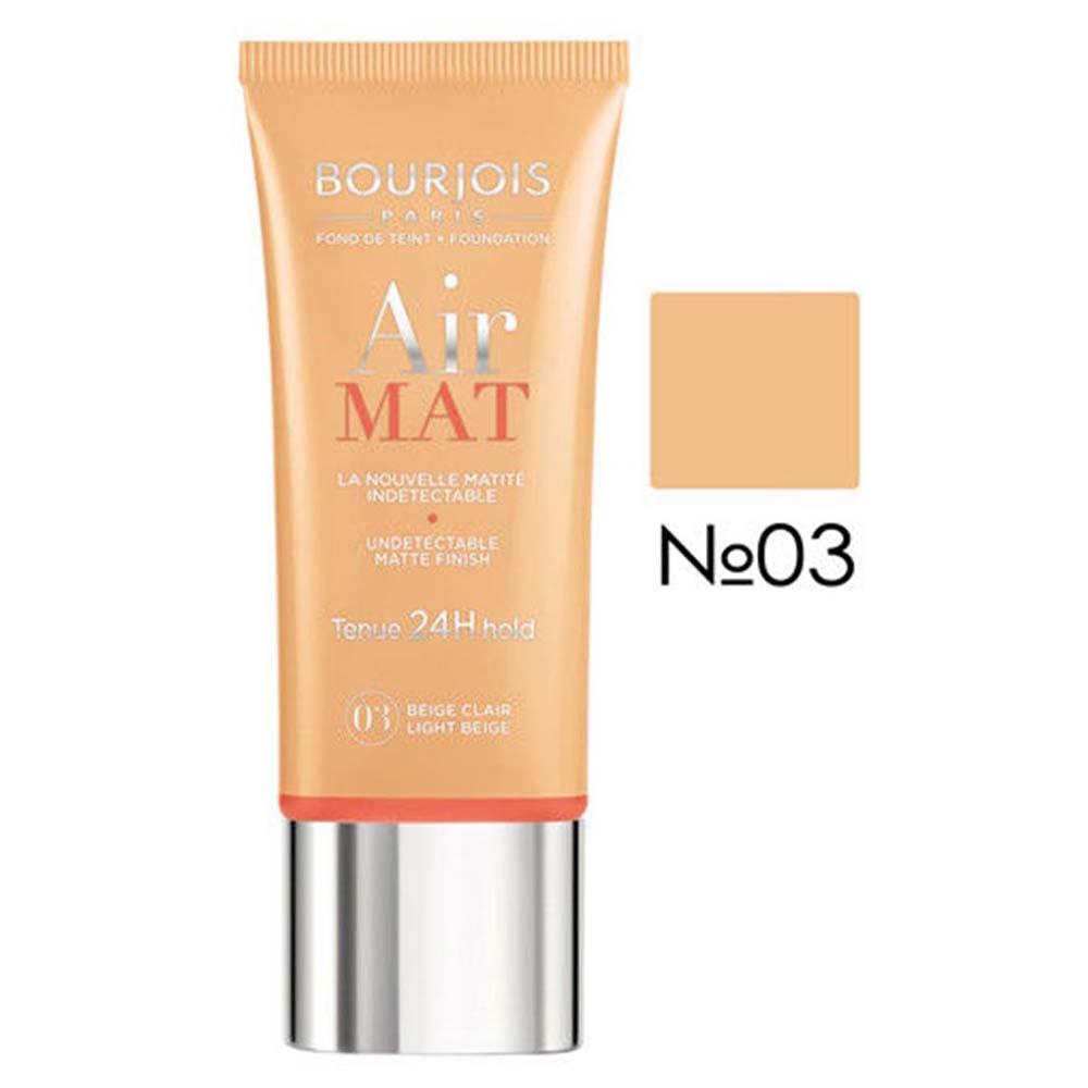 Bourjois fragrances Air Mat Tenue 24H Hold 03 Beige Clair