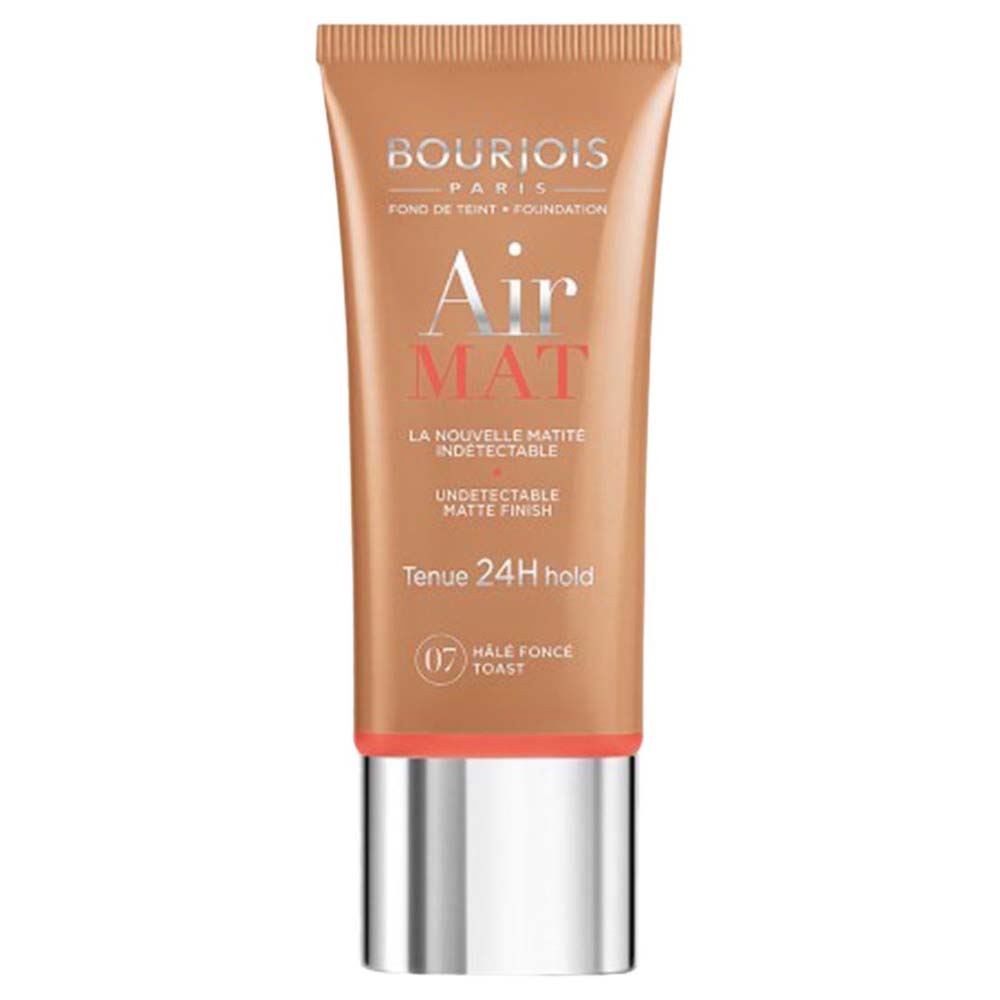 Bourjois Air Mat Tenue 24H Hold 07 Hale Fonce