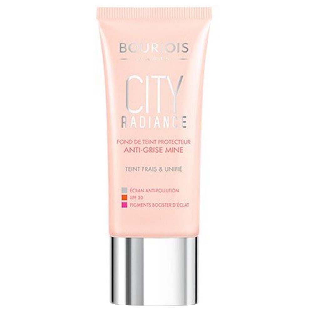 Bourjois fragrances City Radiance Skin Protecting Foundation Spf30 N34