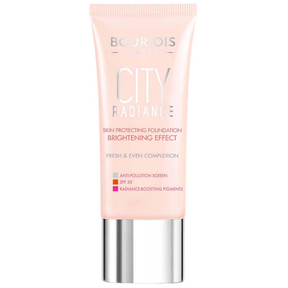 Bourjois fragrances City Radiance Skin Protecting Foundation Spf30 N36