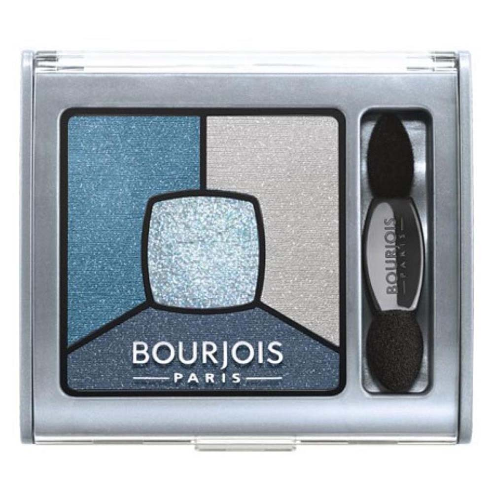 Bourjois Smoky Stories Eyeshadow 11 E Blue Issant