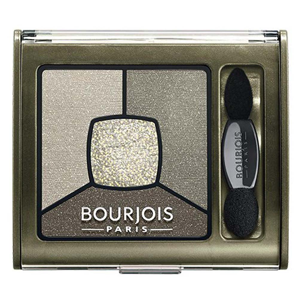 Bourjois fragrances Smoky Stories Palette 04 Rock Khaki