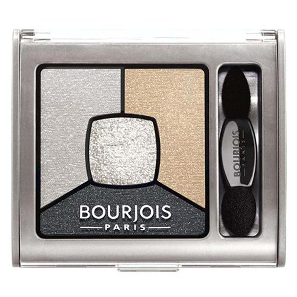 Bourjois Smoky Stories Palette 09 Greyzy In Love