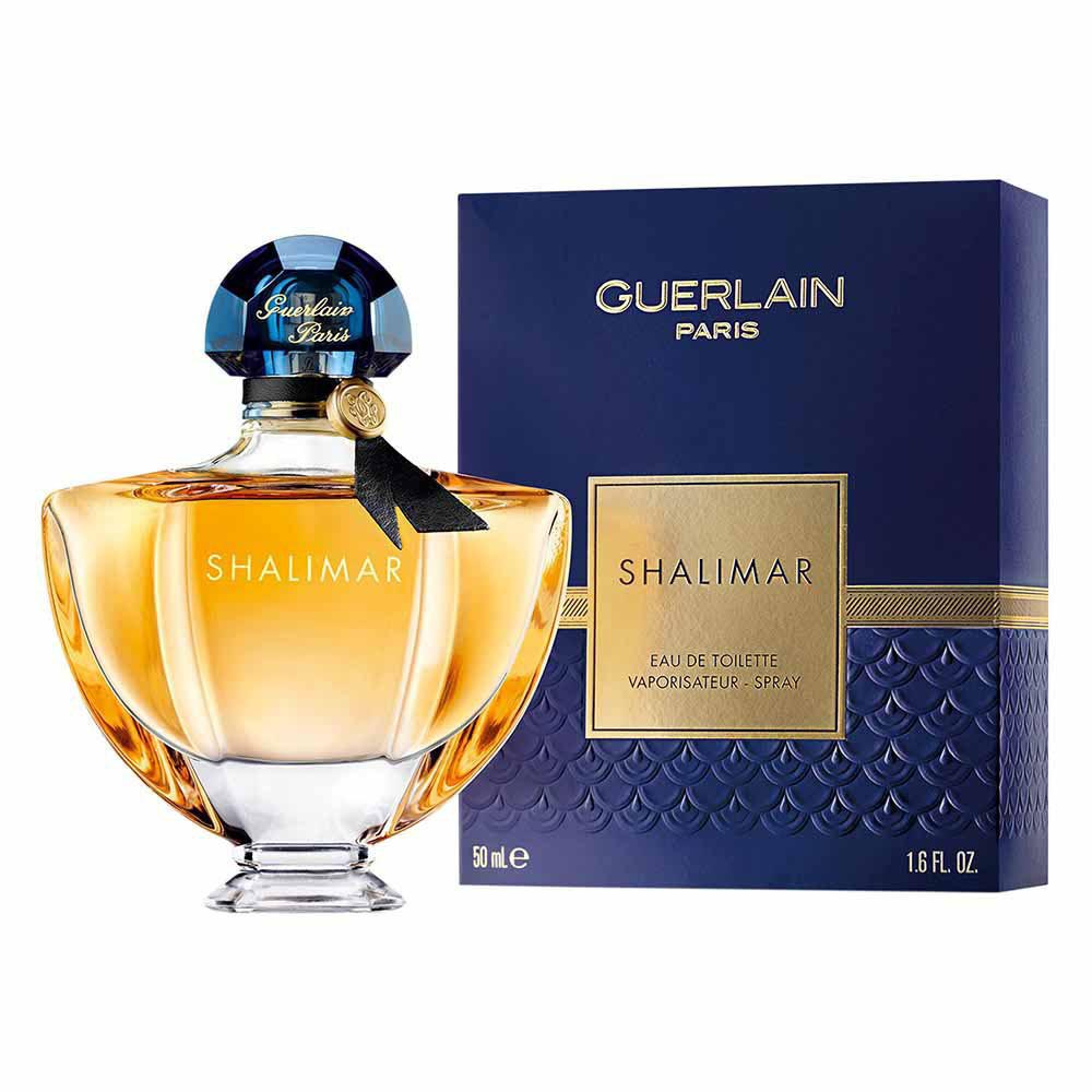 Guerlain fragrances Shalimar Eau De Toilette 90ml