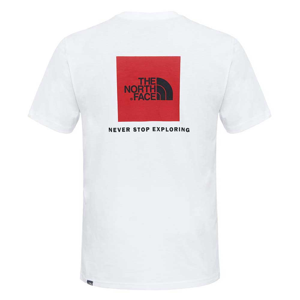 T-shirts The-north-face S/s Red Box