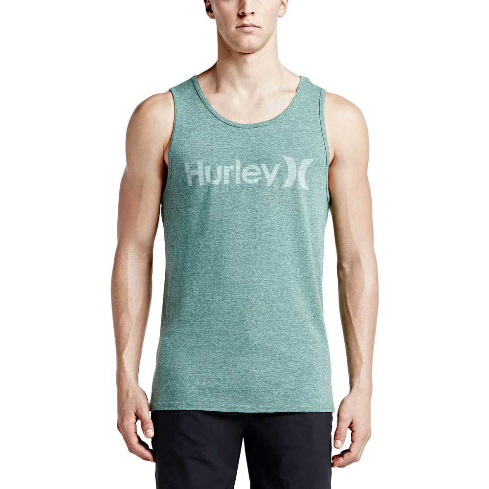Hurley One and Only Push Thru Triblend