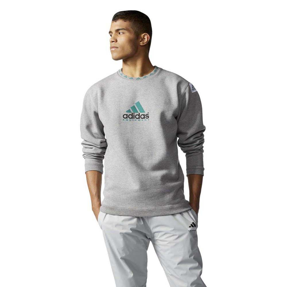 adidas originals EQT Crew Sweater buy and offers on Dressinn 6c8f1a357a8