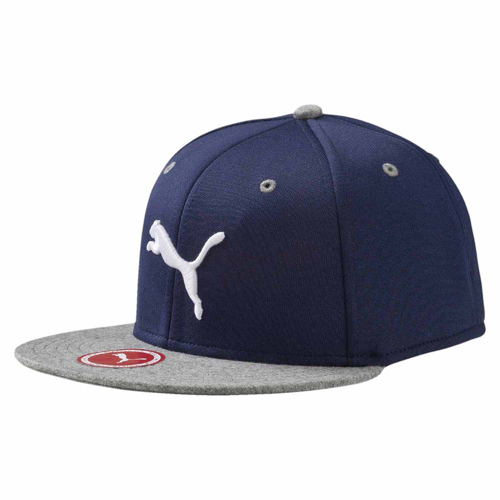 Puma ESS Stretch Fit Flat Brim Cap