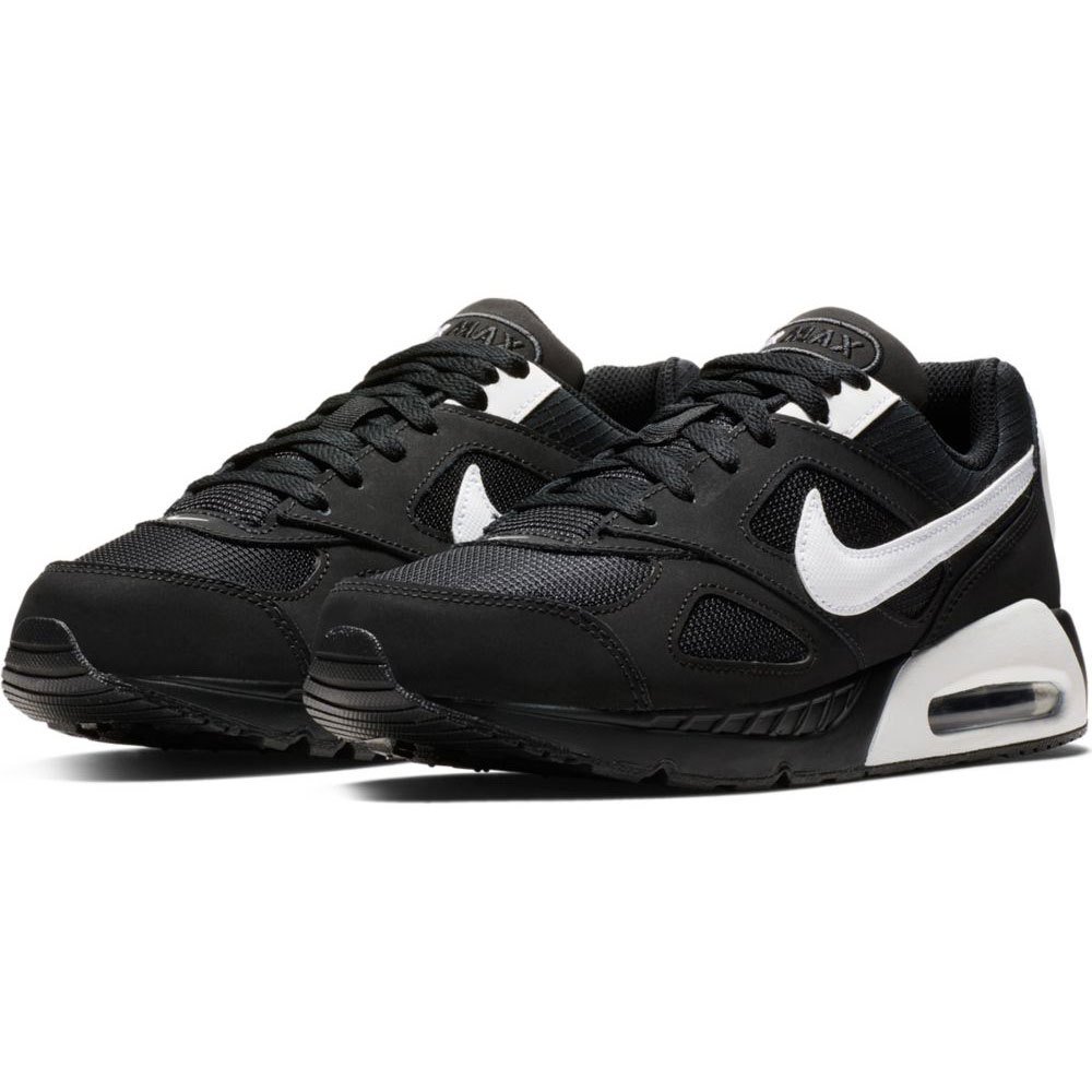nike air max ivo gs black buy and offers on dressinn. Black Bedroom Furniture Sets. Home Design Ideas