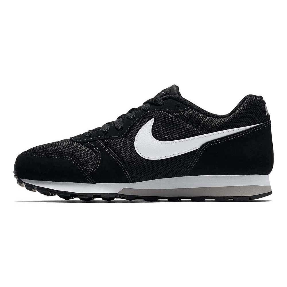 4919fa78e1985 Nike MD Runner 2 GS Black buy and offers on Dressinn