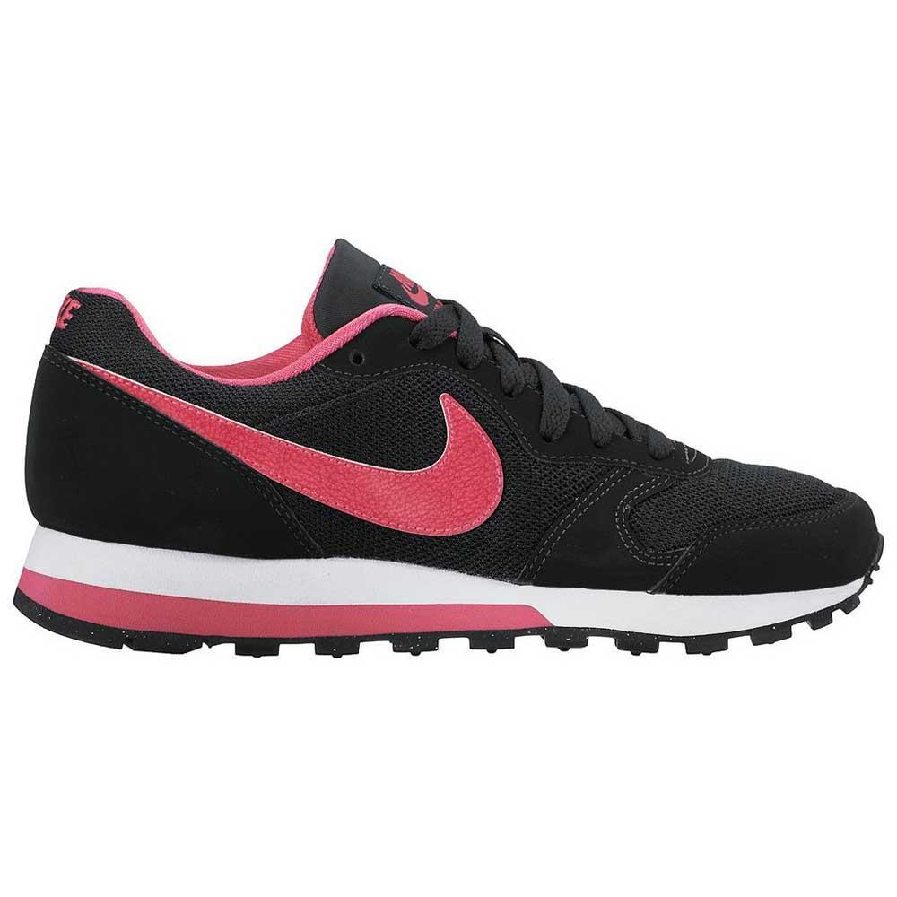 67082471664e2 Nike Md Runner 2 Gs Black buy and offers on Dressinn