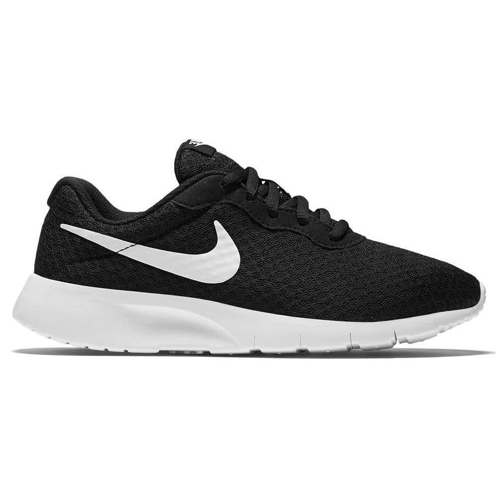 Kjøp Nike Nike Tanjun (Gs) BlackWhite White sko Online