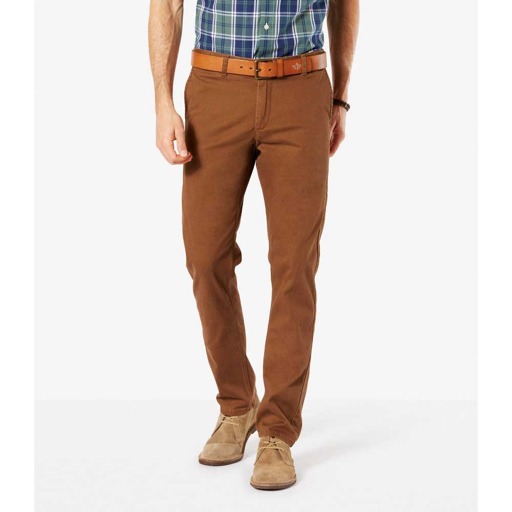 Dockers Washed Khaki Slim Tapered L32