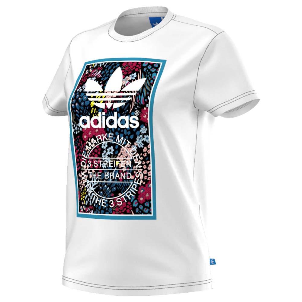 5230d915b3e adidas originals Tongue Label Boyfriend Tee, Dressinn T-shirts
